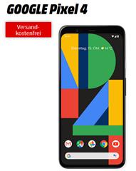 Bild zu [Knaller] Google Pixel 4 für 49€ (VG: 659€) mit 6GB LTE Datenflat + Sprachflat im Vodafone Netz für 19,99€/Monat