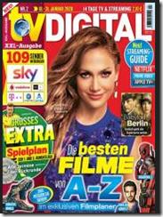 Bild zu 6 x TV Digital für 8,50€ plus gratis Prämie (z.B. 10€ Amazon.de Gutschein)