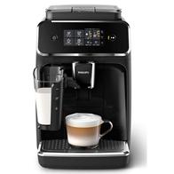 Bild zu Philips EP2231/40 Serie Kaffeevollautomat, 3 Kaffeespezialitäten, Klavierlack-Schwarz für 349€ (VG: 398,99€)
