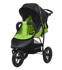 Bild zu knorr-baby Sportwagen Joggy S Happy Colour Grün für 78,19€ (Vergleich: 124,99€)