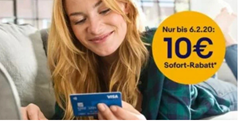 Bild zu eBay: 10€ Rabatt bei Bezahlung mit Visa (ab 50€ Bestellwert)