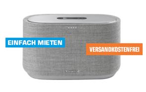 Bild zu HARMAN KARDON Citation 300, Smart Speaker, Grau für 299€ (VG: 399€)