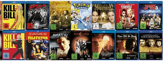 Bild zu Saturn: 3 Filme für 10€