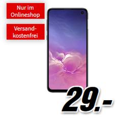 Bild zu Samsung Galaxy S10e für 29€ (VG: 479€) inkl. 6GB LTE Vodafone Datenflat sowie Sprachflat für 19,99€/Monat