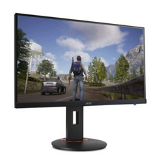 Bild zu ACER XF250QC (24,5 Zoll Full HD) Gaming Monitor (HDMI, Display Port, 1 ms Reaktionszeit, 240 Hz, höhenverstellbar, ZeroFrame, AMD FreeSync) für 229,90€ (Vergleich: 299€)