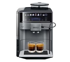 Bild zu SIEMENS TE651509DE EQ.6 Plus S100 Kaffeevollautomat, 1.7 Liter Wassertank, 15 bar für 599€