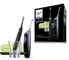 Bild zu Philips Sonicare HX8491/03 DiamondClean Munddusche mit elektrischer Zahnbürste für 127,82€ (VG: 184,90€)