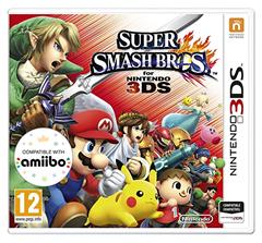 Bild zu Amazon.uk: Super Smash Bros. (Nintendo 3DS) für 20,53€ (Vergleich: 39,95€)
