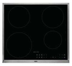 Bild zu AEG IKB6430AXB Induktions-Kochfeld (58cm, Touch Bedienfeld) für 199€ (Vergleich: 299€)