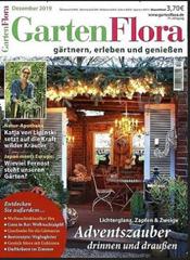Bild zu [nur noch heute] Jahresabo (12 Ausgaben) der Zeitschrift GartenFlora für 44,20€ + bis zu 40€ Prämie