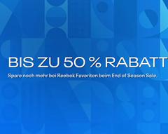 Bild zu Reebok: Sale mit bis zu 50% Rabatt + 20% Extra-Rabatt