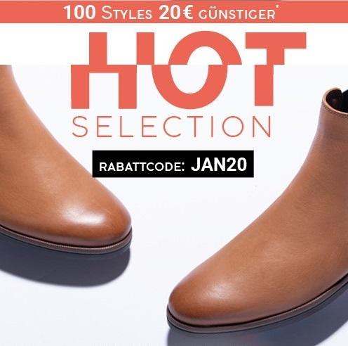 Bild zu Roland-Schuhe: 20€ Rabatt auf 100 ausgewählte Artikel im Shop