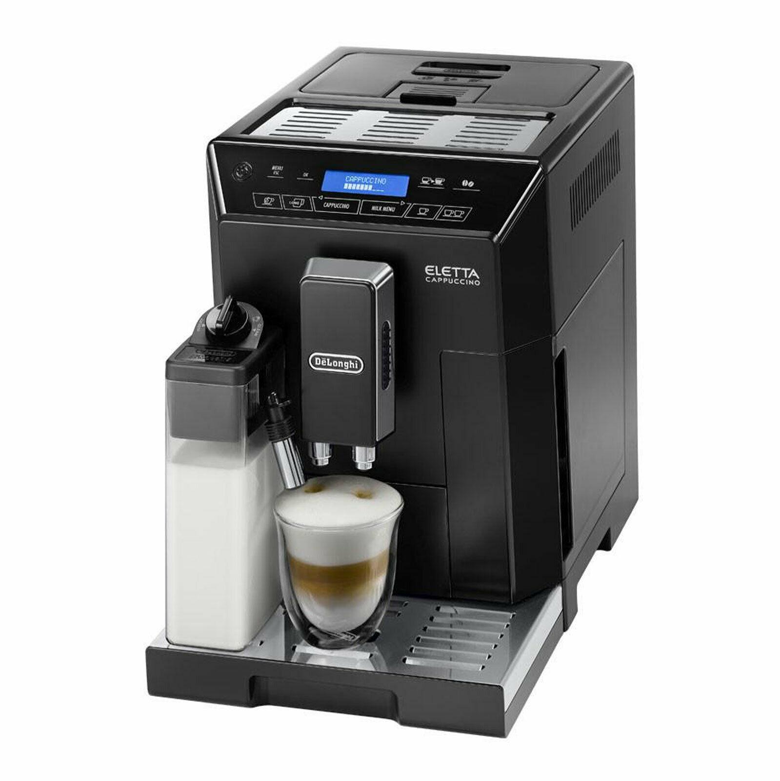 Bild zu DeLonghi ECAM 44.660.B Eletta Kaffeevollautomat für 399,90€ (Vergleich: 447,95€)