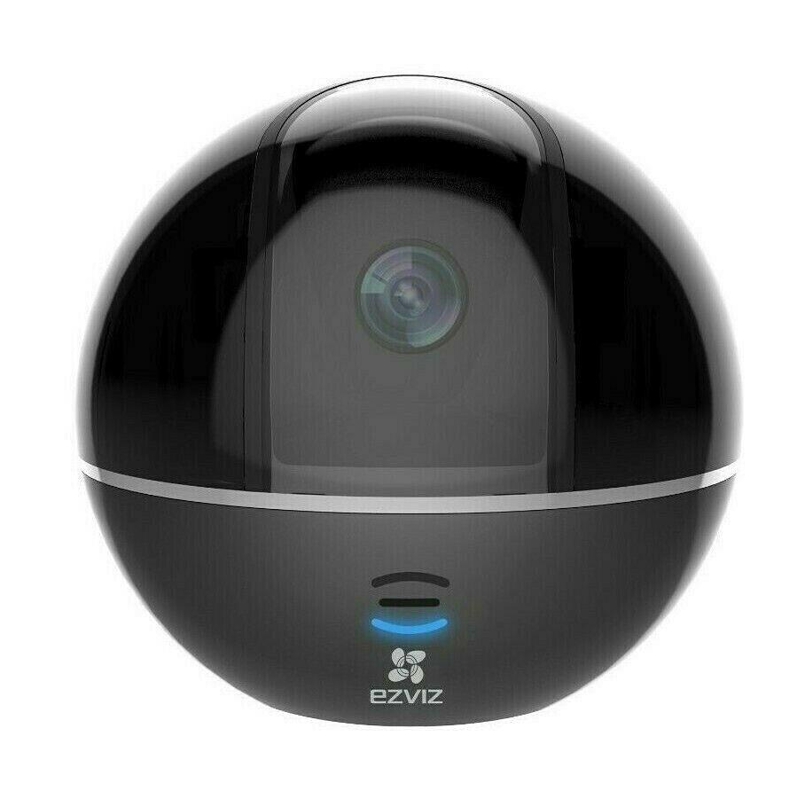 Bild zu 360 Grad Full-HD Überwachungskamera EZVIZ C6TC für 59,90€ (Vergleich: 67,37€)