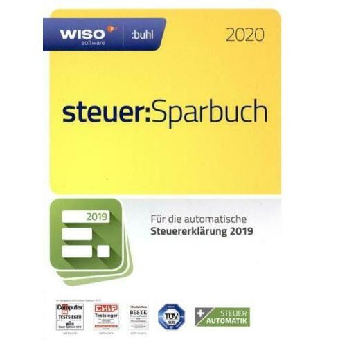 Bild zu WISO steuer:Sparbuch 2020 (Steuerjahr 2019) für 18,99€ (Vergleich: 21,98€)