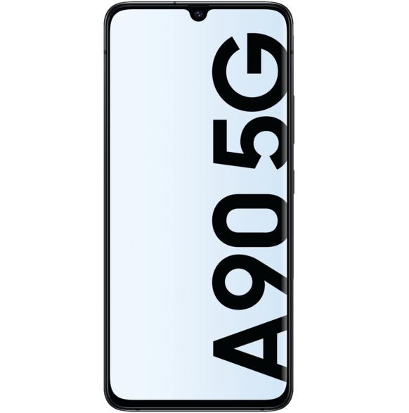 Bild zu 6,7 Zoll Smartphone Samsung Galaxy A90 5G Vodafone (128 GB) für 449,10€ (Vergleich: 621,98€)