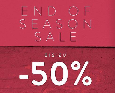 Bild zu Mirapodo: Bis zu 50% Rabatt im End of Season Sale