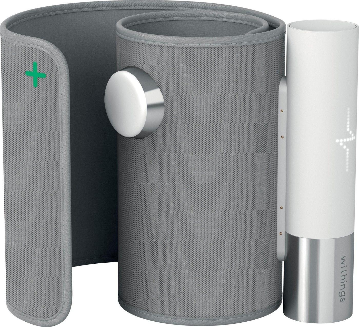 Bild zu Blutdruckmessgerät Withings BPM Core für 175,90€ (Vergleich: 237,40€)