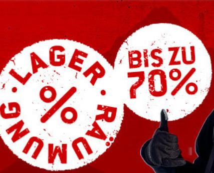 Bild zu Bergfreunde.de: Große Lagerräumung mit bis zu 70% auf viele ausgewählte Artikel