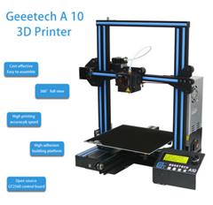 Bild zu Geeetech A10 CNC 3D Drucker für 136,72€ (Vergleich: 162,79€)