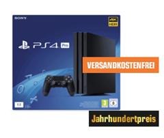 Bild zu SONY Playstation 4 Pro 1TB für 249€ (VG: 305,95€)