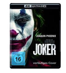 Bild zu Joker (4K Ultra HD) [Blu-ray] für 25,79€ (Vergleich: 31,98€)