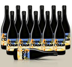 Bild zu 12 Flaschen Clos de L´Oasis Monastrell 2018 (Rotwein Spanien trocken) für 39,90€ (Verleich: 71,40€)