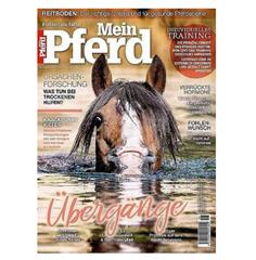 """Bild zu Jahresabo (12 Ausgaben) der Zeitschrift """"Mein Pferd"""" für 59,80€ + bis zu 60€ Prämie"""