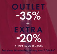 Bild zu Guess: Sale mit 35% Rabatt + 20% Extra Rabatt (ab zwei Teilen)