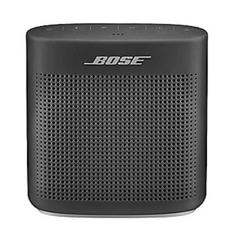 Bild zu BOSE SoundLink color II Schwarz Bluetooth Lautsprecher für 89,90€ (Vergleich: 114,99€)