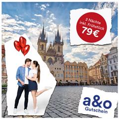 Bild zu Hotelgutschein für 2 Übernachtungen für 2 Personen (+ 2 Kinder) in einem A&O Hotel inkl. Frühstück für 79€