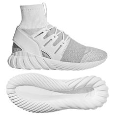 Bild zu [große Füße] adidas Tubular Doom Primeknit Herren Sneaker weiß/grau (46-49) für 45,98€ (Vergleich: 88,98€)