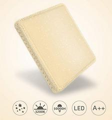 Bild zu Hengda LED Deckenleuchte, 60W 4800Lm dank 60% Rabatt für 16,39€
