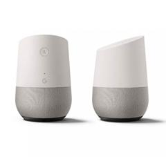 Bild zu Doppelpack Google Home Smart-Speaker mit Sprachsteuerung für 89€ (Vergleich: 174,66€)