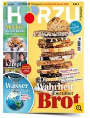Bild zu [Leserservice Deutsche Post] Jahresabo Hörzu für 98,07€ + bis zu 100€ Prämie