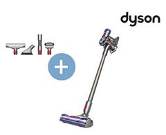 Bild zu Dyson V8 Motorhead kabelloser Staubsauger + Zubehörsatz für 278,90€ (Vergleich: 337,49€)