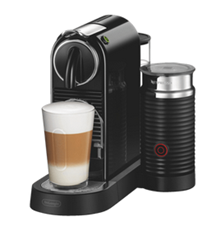 Bild zu DELONGHI EN 267 Citiz&Milk Kapselmaschine für je 129€ (Vergleich: 161,99€)