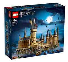 Bild zu LEGO Harry Potter Schloss Hogwarts (71043) für 339,99€ (Vergleich: 379,99€)
