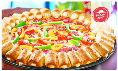 Bild zu PizzaHut Gutschein bei Groupon: 25€ Gutschein für 19,99€ oder 40€ Gutschein für 29,99€