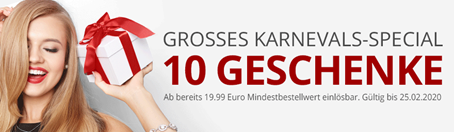 Bild zu Druckerzubehör.de: 11 Gratisartikel ab 19,99€ Bestellwert mitbestellen