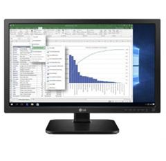Bild zu LG 24MB37PM-B (23,8″) Monitor (LED-Display dunkelanthrazit inkl. DVI-zu-HDMI-Kabel) für 99,90€ (Vergleich: 124,89€)