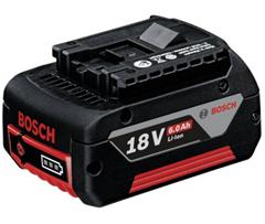 Bild zu Bosch Akku GBA 18V 6,0 Ah für 49,95€ (Vergleich: 58,85€)