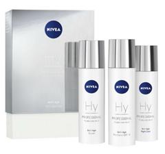 Bild zu NIVEA Professional Test-Set 3-tlg: Tester Hyaluron Tages- & Nachtpflege & Serum für 12,99€ (Vergleich: 22,99€)