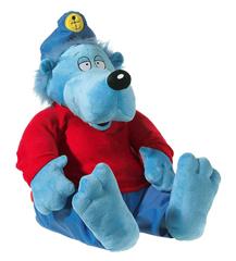 Bild zu Heunec Käptn Blaubär 35 cm Plüschtier für 30,97€ (Vergleich: 37,96€)