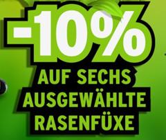Bild zu Fuxtec: 10% auf ausgewählte Rasenprodukte