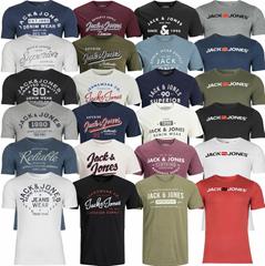 Bild zu Jack & Jones Herren T-Shirt Rundhals für 10,50€