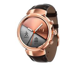 Bild zu ASUS ZenWatch 3 (WI503Q) Smartwatch in Roségold für 119€ (VG: 215,48€)