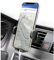 Bild zu AUKEY Auto Handyhalterung (360° Drehbar, Schlitzbefestigung) für 6,99€