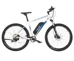 Bild zu FISCHER MONTIS 2.0 Mountainbike (27.5 Zoll, 48 cm, MTB Rahmen, 422 Wh, Perlweiß matt) + Trelock F3 Faltschloss für 999,99€ (Vergleich: 1.156,89€)