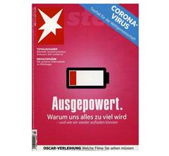 """Bild zu 52 Ausgaben """"Stern"""" für 254,40€ inkl. 215€ Amazon Gutschein als Prämie"""